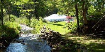 Jeudevine Falls weddings in Hardwick VT