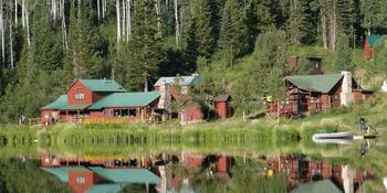 Coulter Lake Guest Ranch weddings in Rifle CO