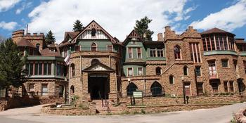 Miramont Castle Museum weddings in Manitou Springs CO