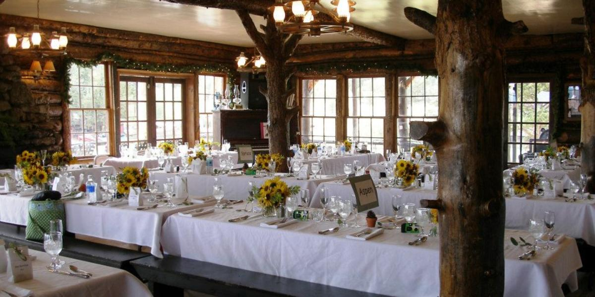 Colorado mountain ranch weddings get prices for wedding for Places to have a wedding in colorado