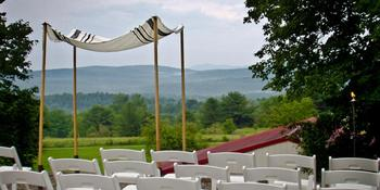 Woods Hollow weddings in Westford VT