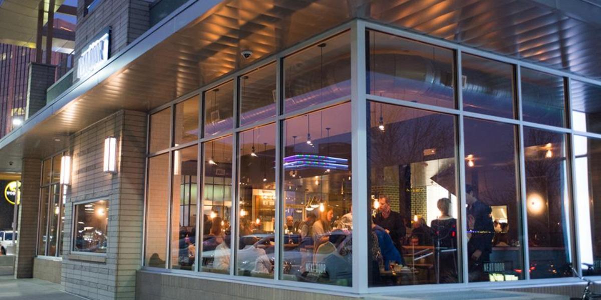 The Kitchen - Next Door Glendale Weddings