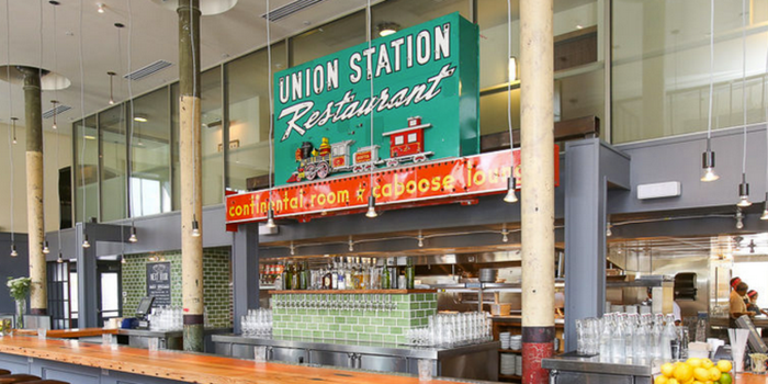 The Kitchen   Next Door Union Station Wedding Venue Picture 3 Of 6    Provided By