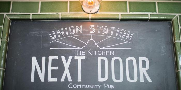The Kitchen - Next Door Union Station Weddings