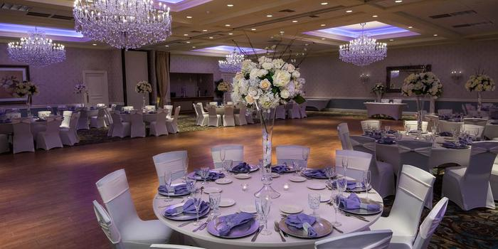 Crystal Ballroom At The Radisson Freehold Wedding Venue Picture 1 Of 16 Provided By