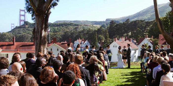 Cavallo Point wedding venue picture 8 of 16 - Photo by: Drozian Photoworks