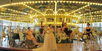 St. Louis Carousel at Faust Park weddings in Chesterfield MO