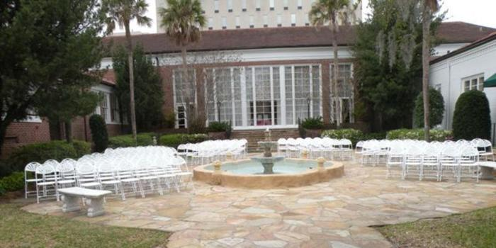 Garden Club Of Jacksonville Wedding Venue Picture 5 10 Provided By
