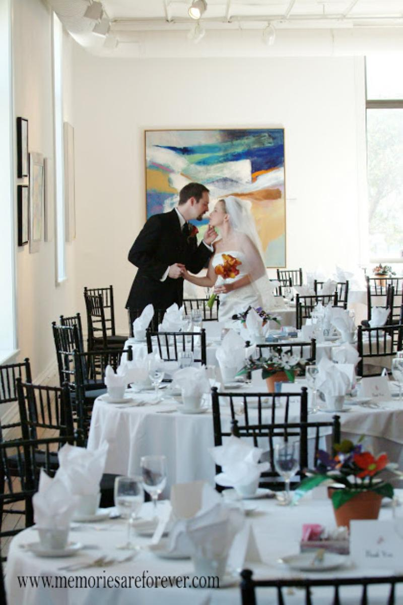 Randall Gallery wedding venue picture 5 of 8 - Photo by: Memories Are Forever Photography