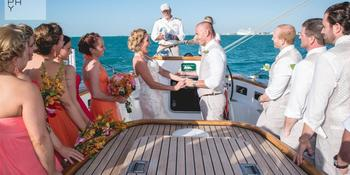 Classic Harborline: Schooner America 2.0 weddings in Key West FL