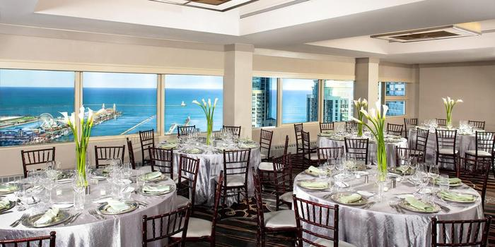 Swissôtel Chicago wedding venue picture 1 of 8 - Provided by: Swissôtel Chicago