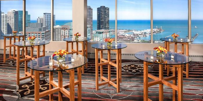 Swissôtel Chicago wedding venue picture 2 of 8 - Provided by: Swissôtel Chicago