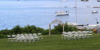 Harborfields Waterfront Vacation Cottages weddings in West Boothbay Harbor ME