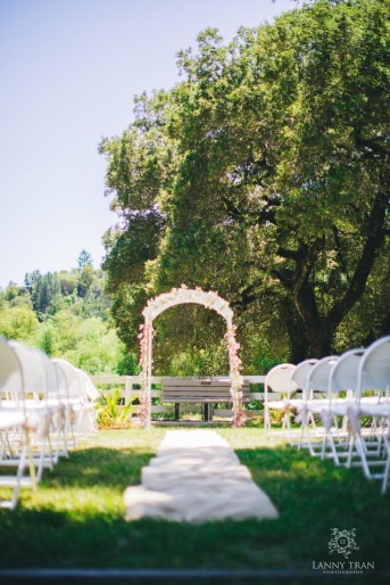 Quail Hollow Ranch wedding venue picture 2 of 16 - Photo by: Lanny Tran Photography