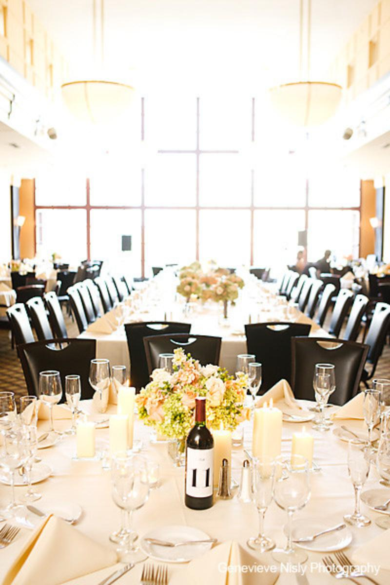 The Club at Key Center wedding venue picture 2 of 8 - Photo by: Genevieve Nisly Photography