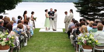 Alamoosook Lakeside Inn weddings in Orland ME