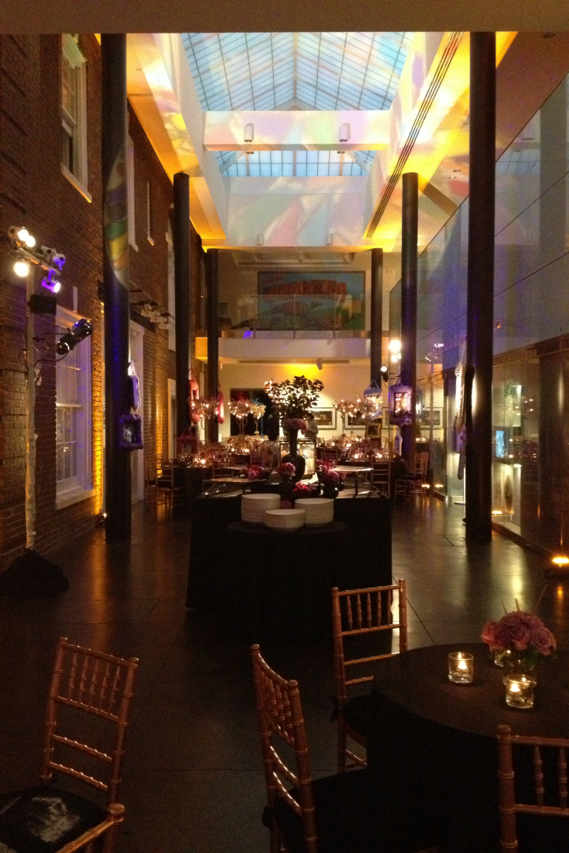 Morris Museum wedding venue picture 4 of 16 - Provided by: Morris Museum