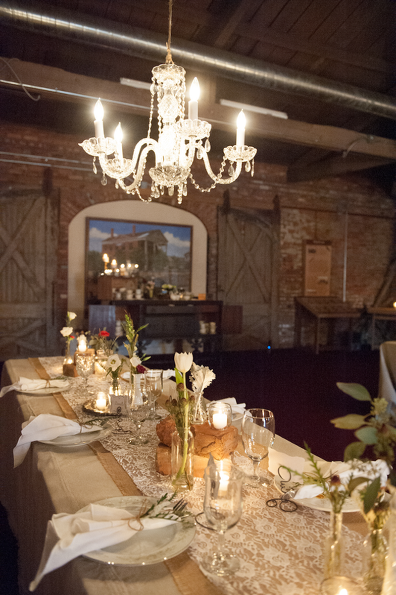 The Historic Train Depot wedding venue picture 4 of 7 - Provided by: The Historic Train Depot