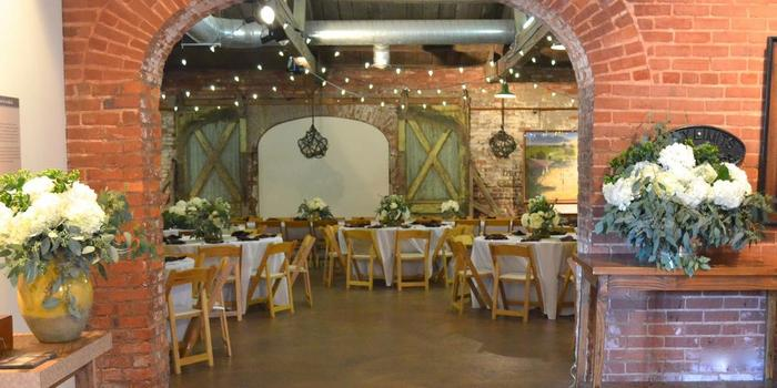 The Historic Train Depot wedding venue picture 3 of 7 - Provided by: The Historic Train Depot