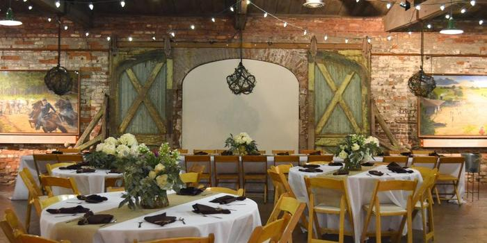 The Historic Train Depot wedding venue picture 1 of 7 - Provided by: The Historic Train Depot