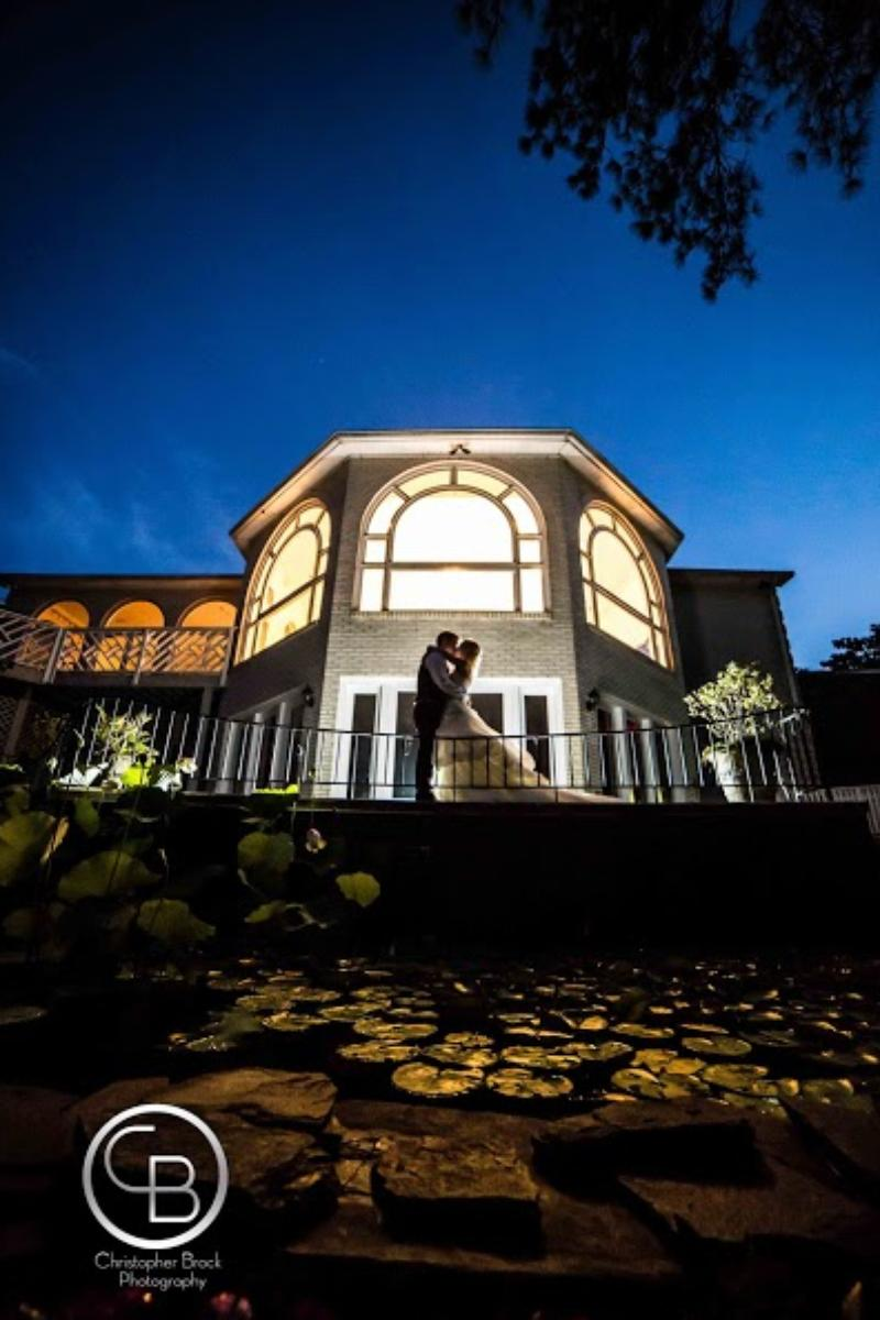 Vines Mansion wedding venue picture 5 of 8 - Photo by: Christopher brock photography