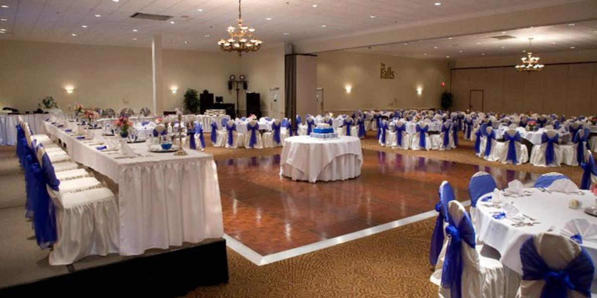 the falls event center weddings get prices for southern