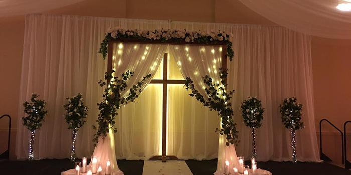 LiUNA Event Center wedding St. Louis