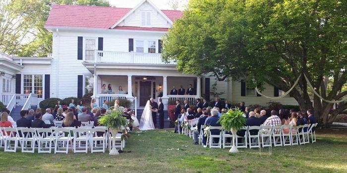 Payne Corley House Weddings