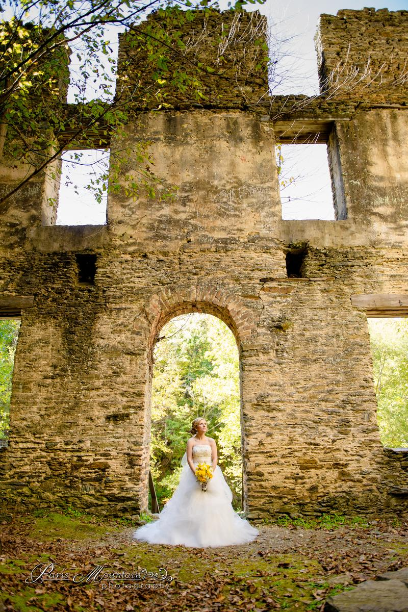 Hightower Falls wedding venue picture 4 of 16 - Photo By: Paris Mountain Photography