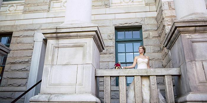 Historic Dekalb Courthouse wedding venue picture 7 of 8 - Photo by: Once Like a Spark Photography