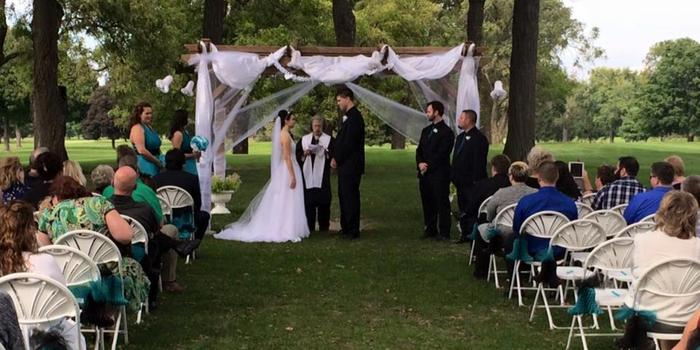 Elcona country club wedding