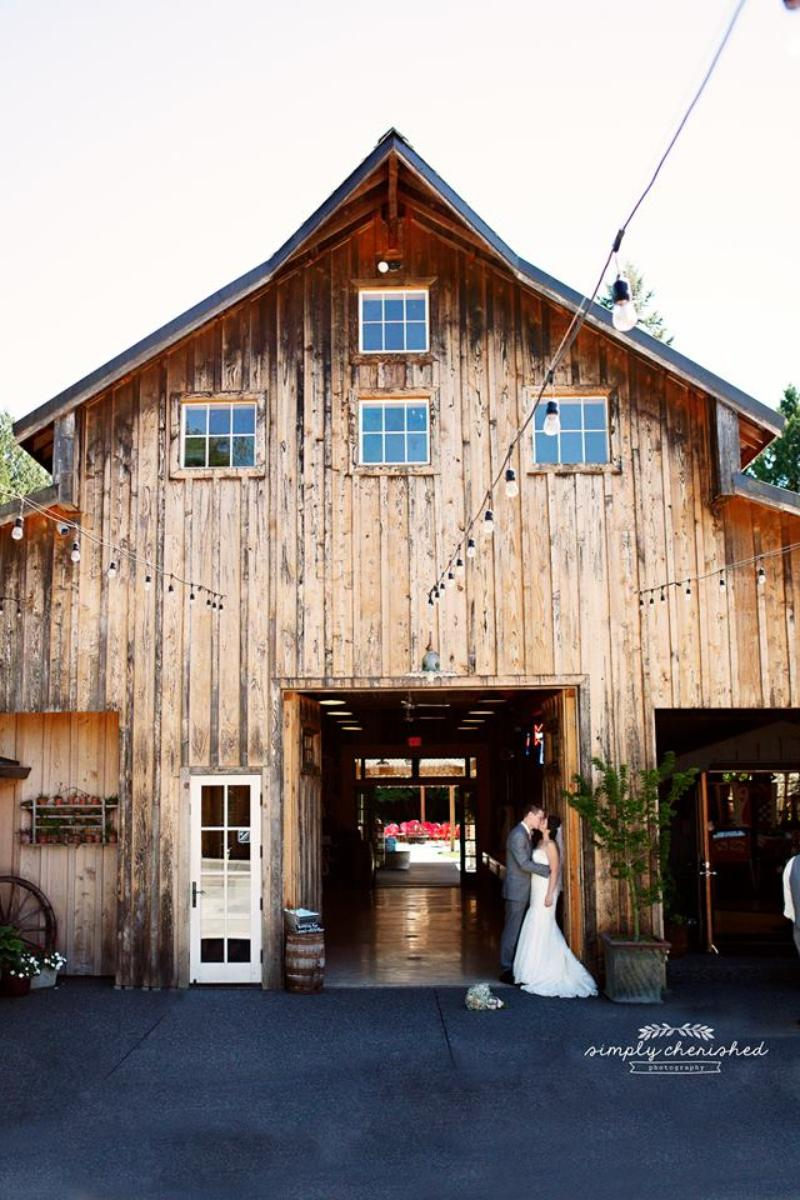 Red Cedar Farm wedding venue picture 9 of 10 - Photo by: Simply Cherished Photography