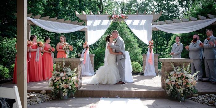 Sand Springs Country Club wedding Lehigh Valley/Poconos