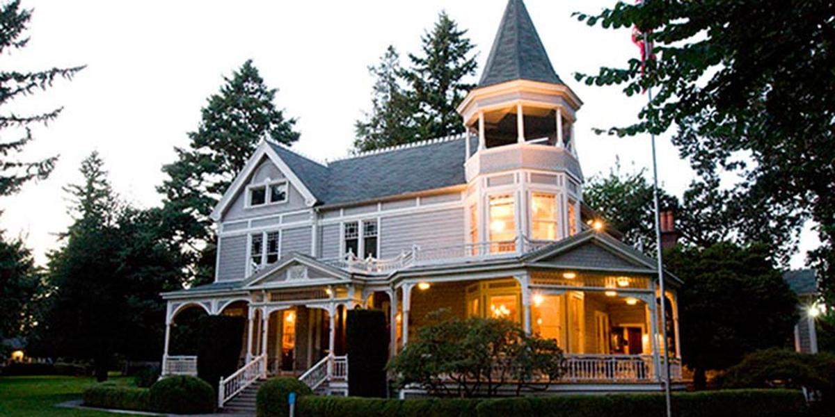 Marshall House Weddings In Vancouver Wa