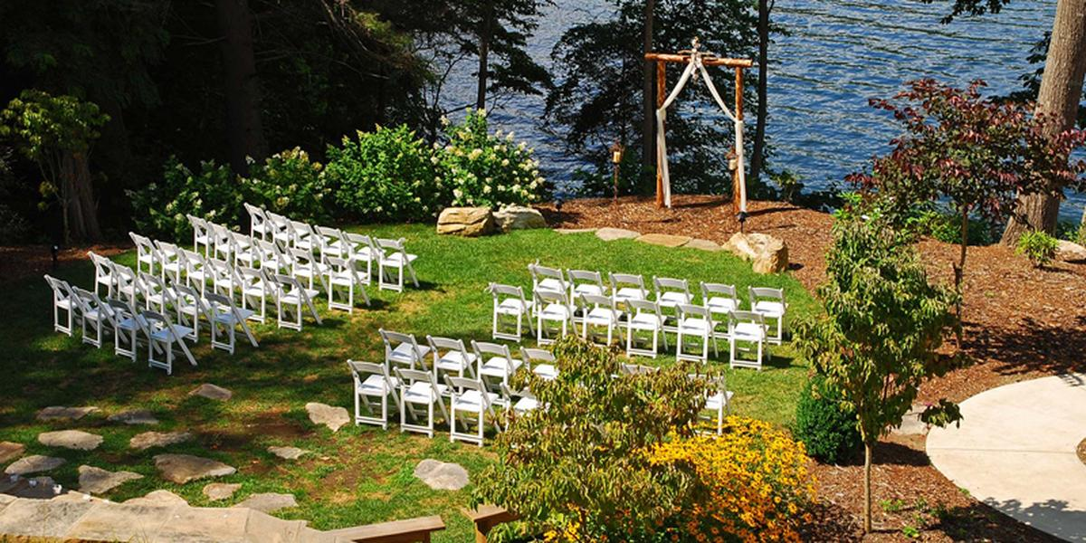 Bear Lake Reserve Weddings | Get Prices For Wedding Venues In NC
