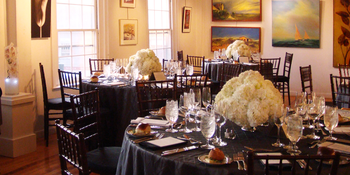 King Hooper Mansion weddings in Marblehead MA