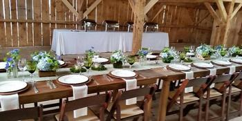 Andover Barn weddings in Andover NH