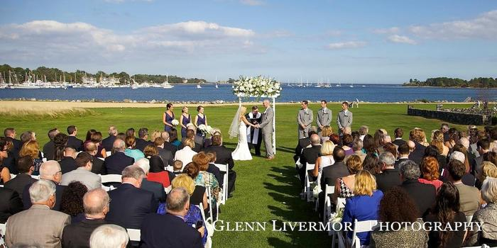Wentworth By The Sea Country Club wedding venue picture 4 of 8 - Photo by: Glenn Livermore Photography