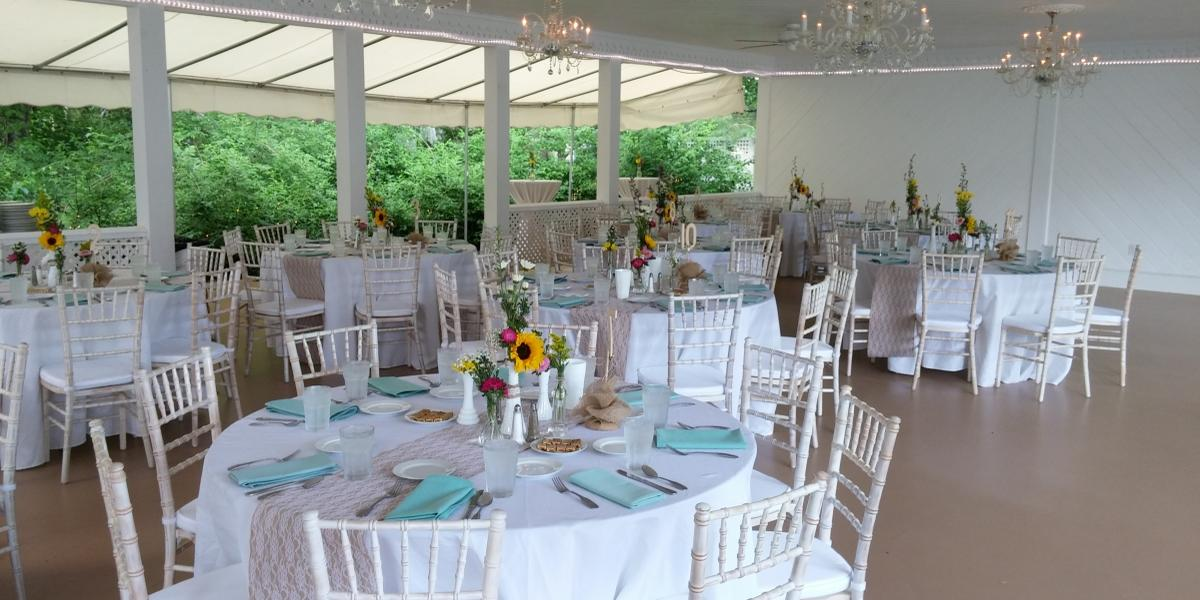 The Victoria Inn Bed Breakfast And Pavilion Weddings In Hampton Nh