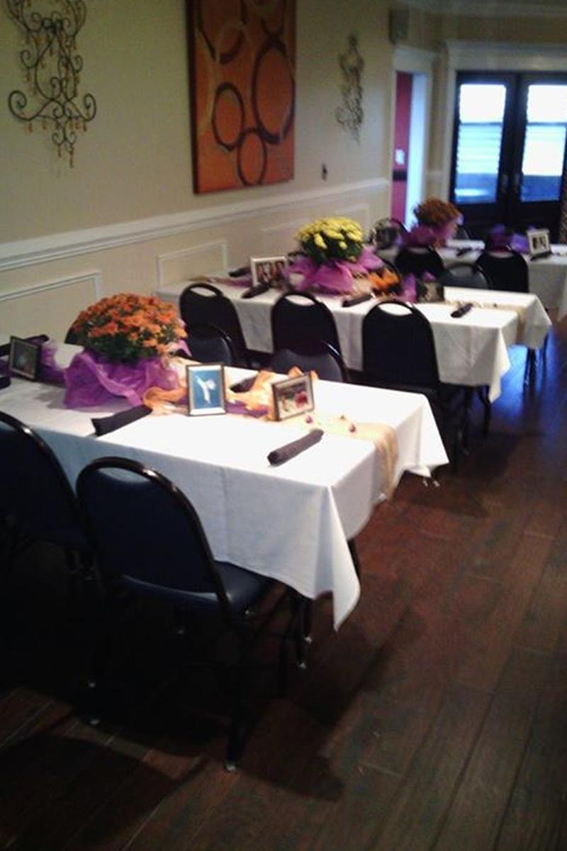 Compass Rose Restaurant wedding venue picture 7 of 8 - Provided by: Compass Rose Restaurant