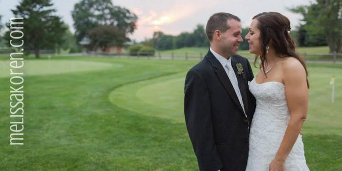 Portsmouth Country Club wedding venue picture 5 of 8 - Photo by: Melissa Koren Photography
