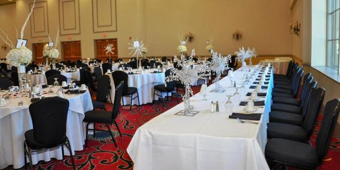 Williamsburg Hellenic Center wedding Virginia Beach