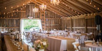 The Barn in Zionsville Weddings in Zionsville IN