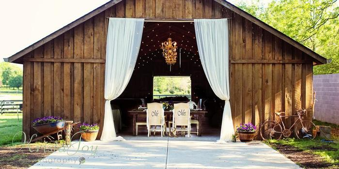 The Barn in Zionsville wedding venue picture 2 of 8 - Photo by: Krista Joy Photography