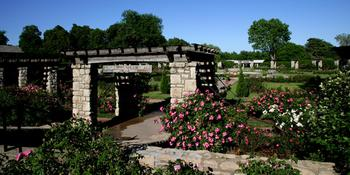 The Laura Conyers Smith Municipal Rose Garden weddings in Kansas City MO