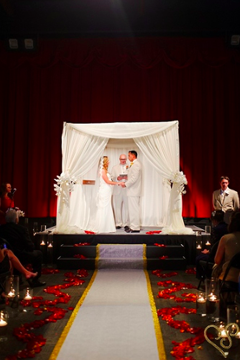Ponte Vedra Concert Hall wedding venue picture 5 of 8 - Photo by: Pure Sugar Studios Photography