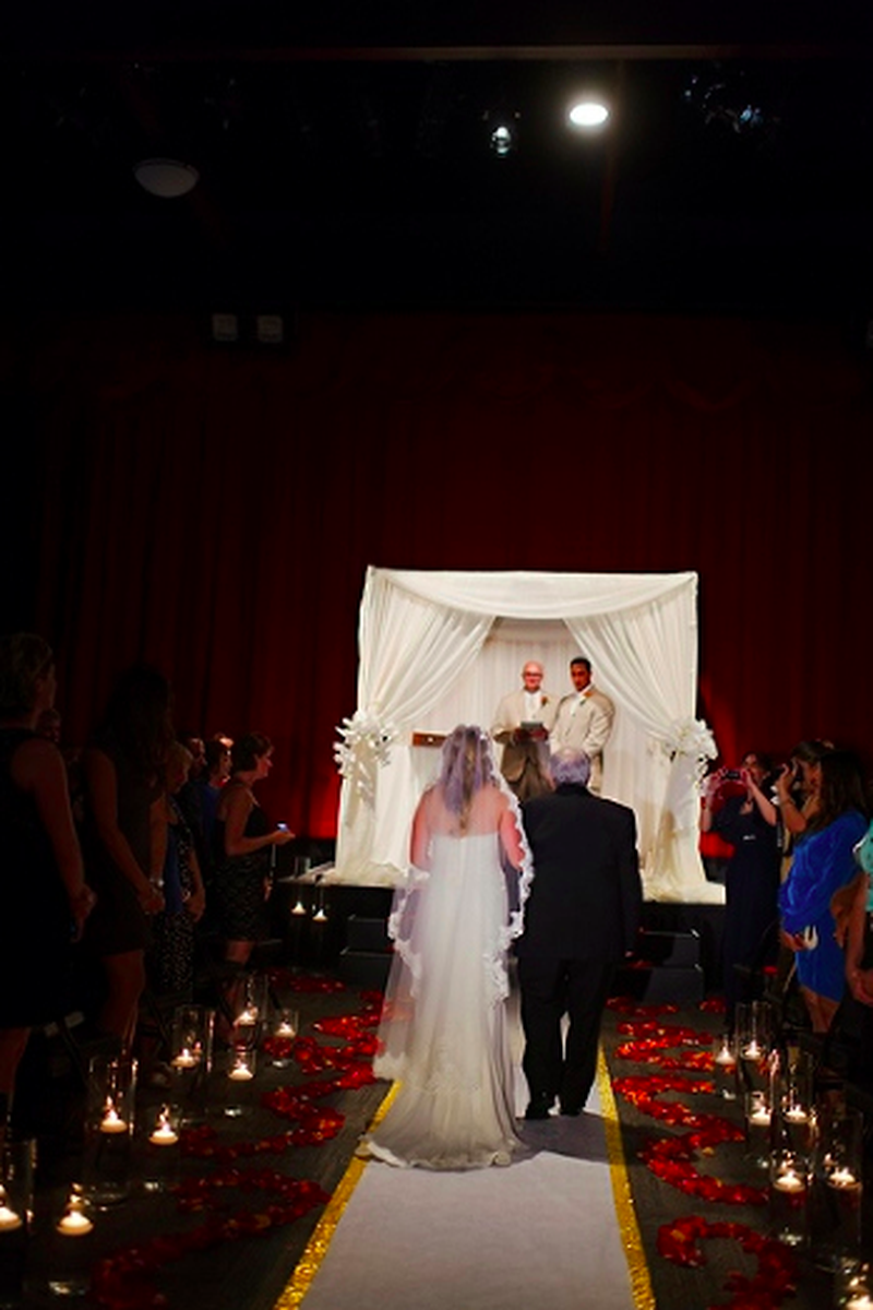 Ponte Vedra Concert Hall wedding venue picture 8 of 8 - Photo by: Pure Sugar Studios Photography