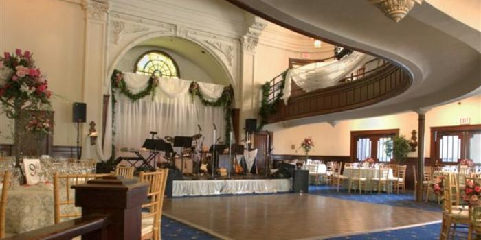 The Abbey on Fifth Avenue wedding venue picture 8 of 16 - Provided by: The Abbey