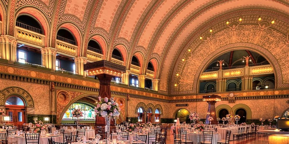 St Louis Union Station Hotel Weddings Get Prices For