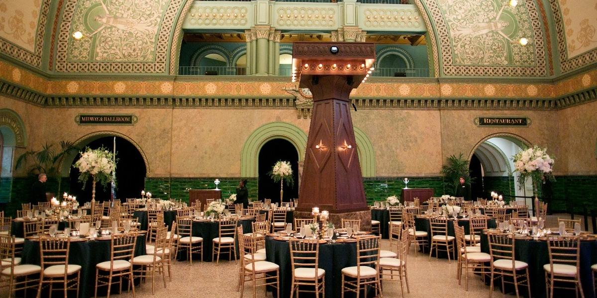 St Louis Union Station Hotel Weddings